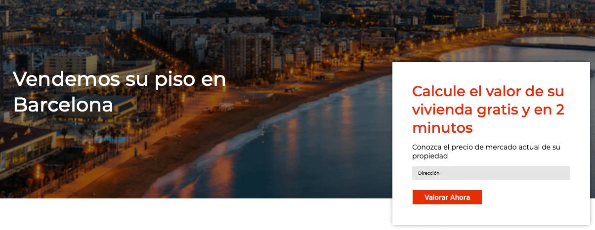 valoracion piso gratis barcelona