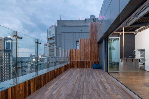 terrazas ático elemento privativo